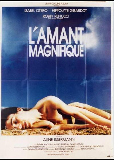 affiche du film AMANT MAGNIFIQUE (L')