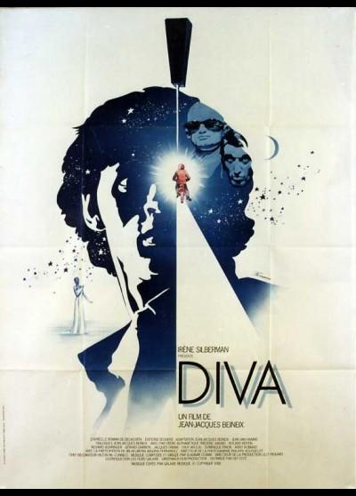 affiche du film DIVA