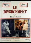 DIVORCEMENT (LE)