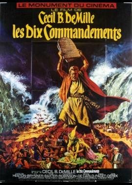 TEN COMMANDMENTS (THE) movie poster