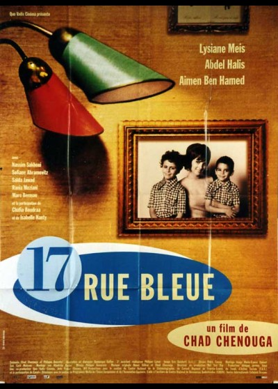 DIX SEPT RUE BLEUE movie poster
