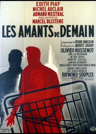 AMANTS DE DEMAIN (LES) movie poster