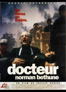 BETHUNE L'ETOFFE D'UN HEROS movie poster
