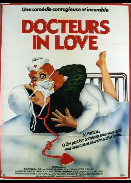 YOUNG DOCTORS IN LOVE movie poster