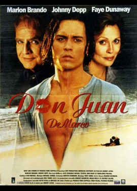 DON JUAN DE MARCO movie poster