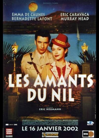 affiche du film AMANTS DU NIL (LES)