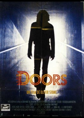 DOORS (THE) movie poster