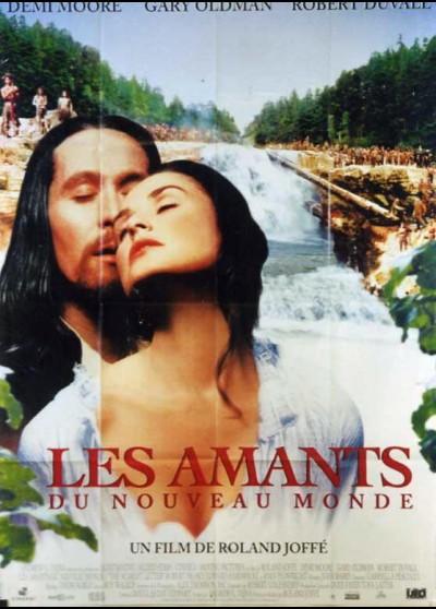 affiche du film AMANTS DU NOUVEAU MONDE (LES)