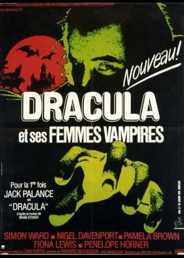 affiche du film DRACULA ET SES FEMMES VAMPIRES