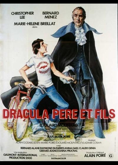 DRACULA PERE ET FILS movie poster