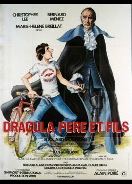 affiche du film DRACULA PERE ET FILS