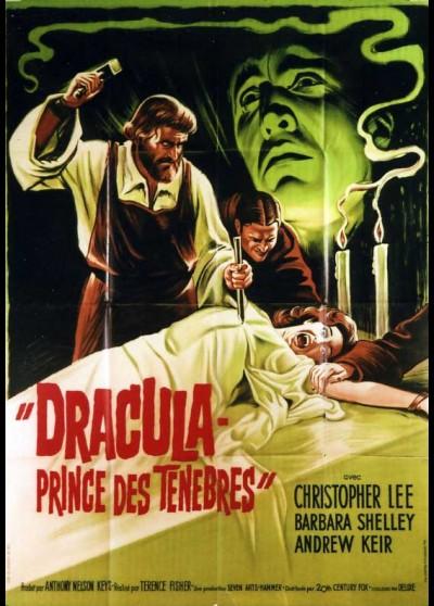 affiche du film DRACULA PRINCE DES TENEBRES