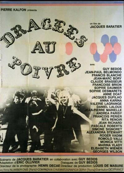 DRAGEES AU POIVRE movie poster