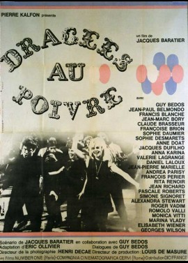 DRAGEES AU POIVRE movie poster