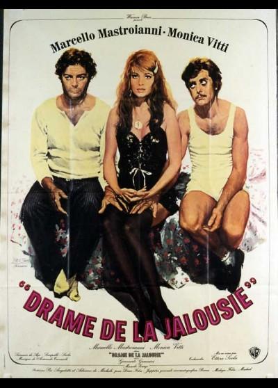 affiche du film DRAME DE LA JALOUSIE