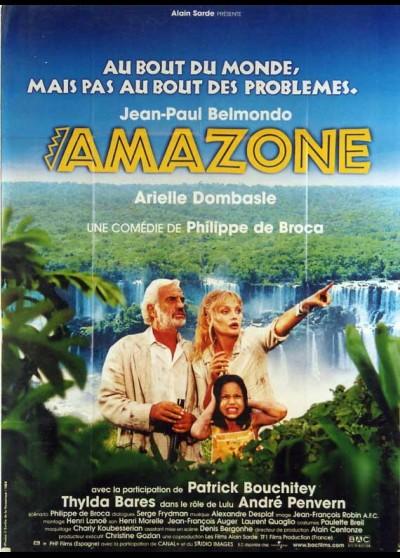 AMAZONE movie poster