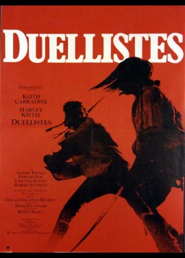 DUELLISTS (THE) movie poster