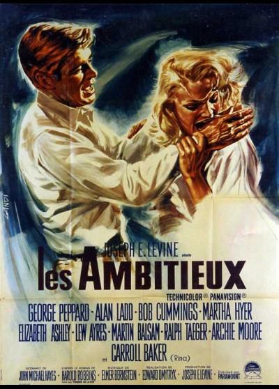 affiche du film AMBITIEUX (LES)