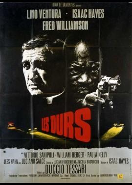 affiche du film DURS (LES)