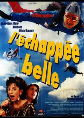 ECHAPEE BELLE (L') movie poster