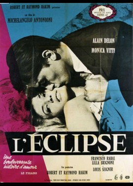 affiche du film ECLIPSE (L')