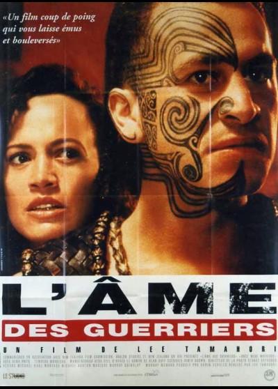 affiche du film AME DES GUERRIERS (L')
