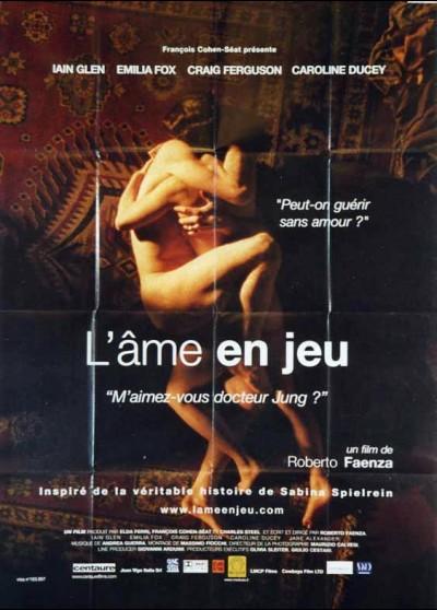 affiche du film AME EN JEU (L')