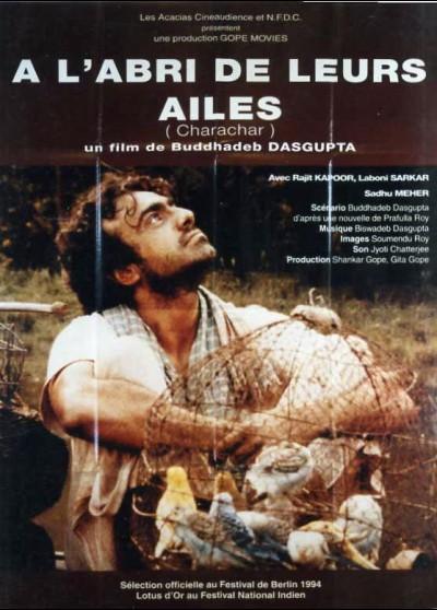 affiche du film A L'ABRI DE LEURS AILES