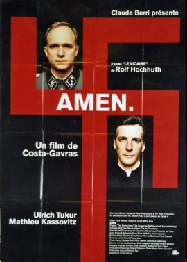 AMEN movie poster