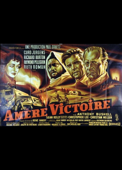 AMERE VICTOIRE movie poster