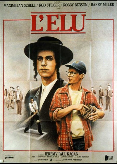 CHOSEN (THE) movie poster
