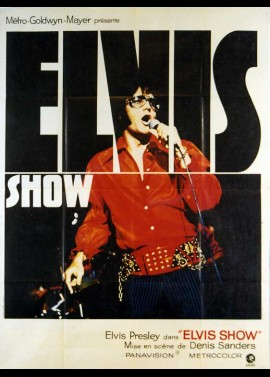 ELVIS THAT'S THE WAY IT IS movie poster