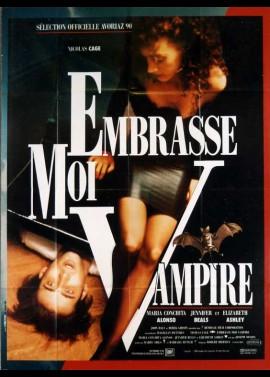 VAMPIRE'S KISS movie poster