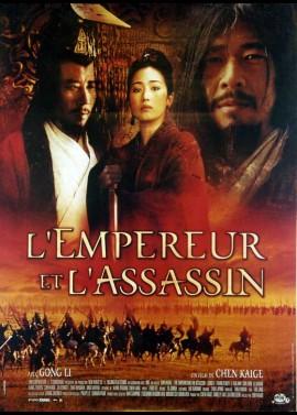 affiche du film EMPEREUR ET L'ASSASSIN (L')