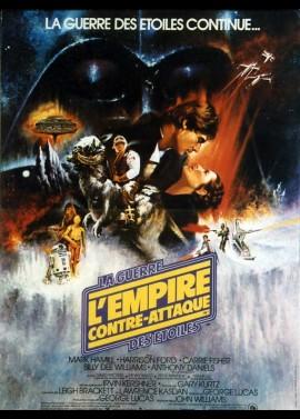 affiche du film EMPIRE CONTRE ATTAQUE (L')