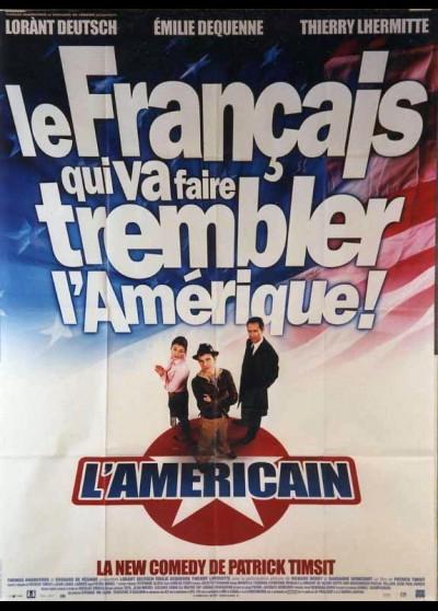 affiche du film AMERICAIN (L')