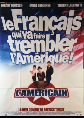 AMERICAIN (L') movie poster