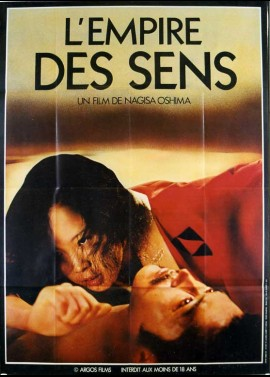 AI NO CORRIDA / EMPIRE OF THE SENSES movie poster