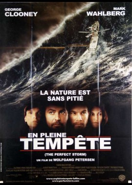 PERFECT STORM (THE) movie poster