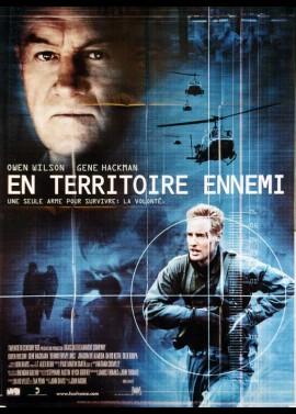 BEHIND ENEMY LINES movie poster
