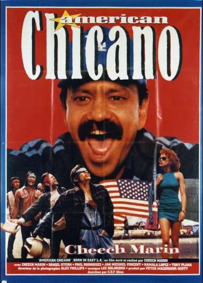 affiche du film AMERICAN CHICANO