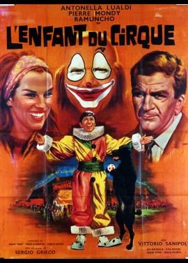 FIGLIO DEL CIRCO (IL) movie poster