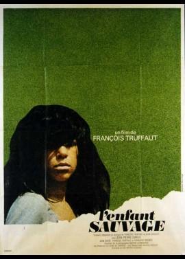 affiche du film ENFANT SAUVAGE (L')