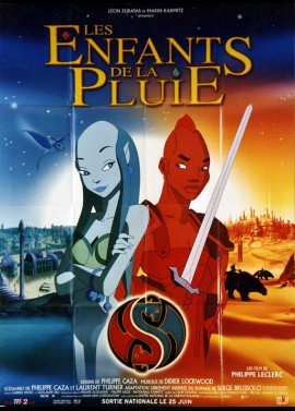 ENFANTS DE LA PLUIE (LES) movie poster