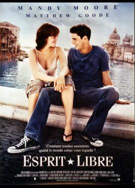affiche du film ESPRIT LIBRE