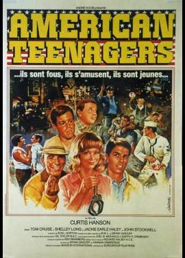 affiche du film AMERICAN TEENAGERS