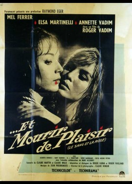 ET MOURIR DE PLAISIR movie poster