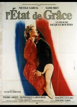 affiche du film ETAT DE GRACE (L')