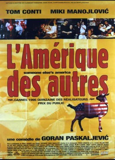affiche du film AMERIQUE DES AUTRES (L')