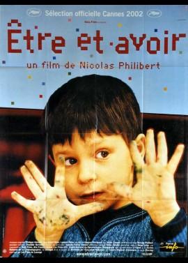 ETRE ET AVOIR movie poster